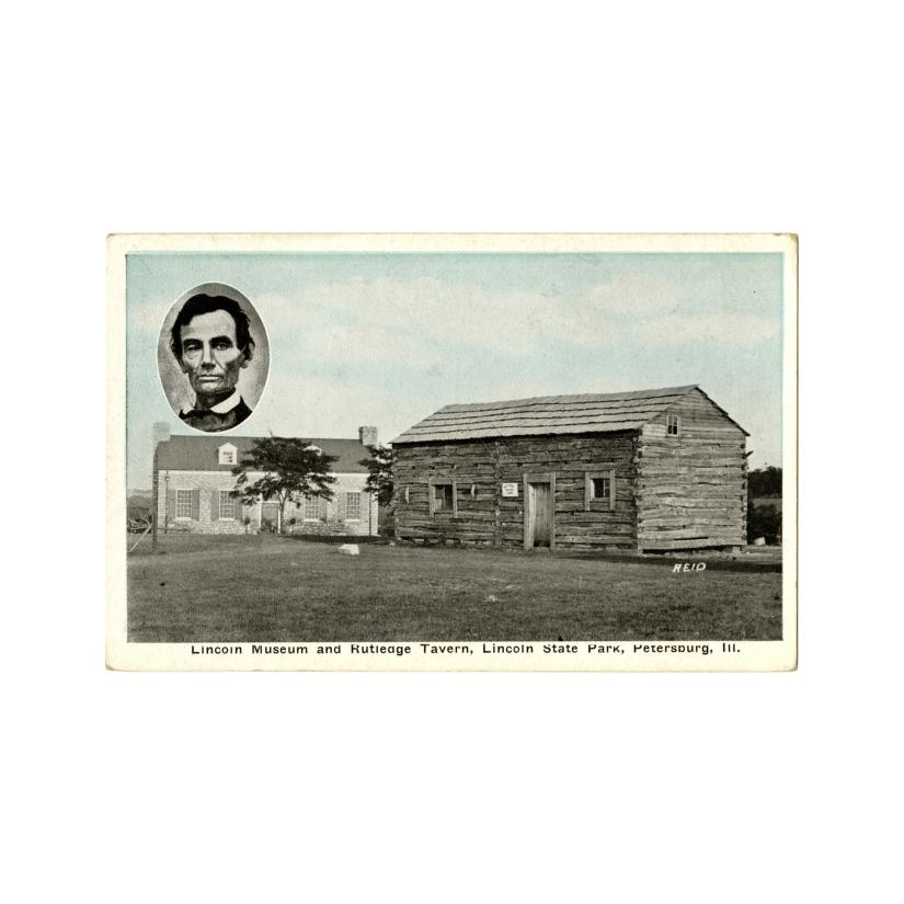 Image: Lincoln Museum and Rutledge Tavern