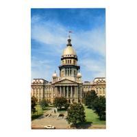 Image: Illinois State Capitol