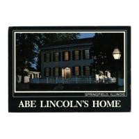 Image: Abe Lincoln's Home