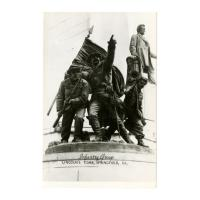 Image: Infantry Group, Lincoln's Tomb