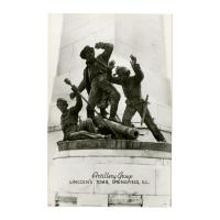Image: Artillery Group, Lincoln's Tomb