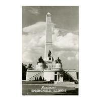Image: Monument, Springfield, Illinois