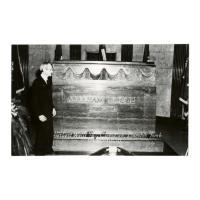 Image: Herbert Wells Fay, Custodian, Lincoln's Tomb