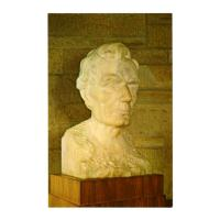 Image: Bust of Abraham Lincoln