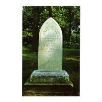 Image: Nancy Lincoln Grave