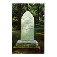Image: Grave of Nancy Lincoln