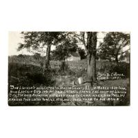 Image: Site of Spring Where Abraham Lincoln Watered Oxen