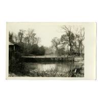 Image: Huffman Mill Dam