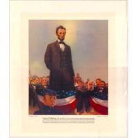 Image: Lincoln at Gettysburg, Nov. 19, 1863