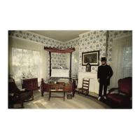 Image: Lincoln Room, Vermilion County Museum