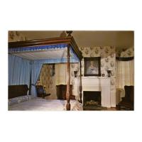 Image: Mary Todd Lincoln House, Bedroom Used by the Lincolns