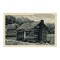 Image: Lincoln' Boyhood Home, Knob Creek, Ky.