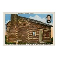 Image: Birthplace of Abraham Lincoln