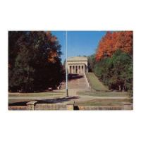 Image: Lincoln Memorial, Hodgenvillle, Ky.