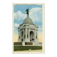 Image: Pennsylvania Monument, Gettysburg, Pa.