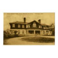 Image: Grace Nettleton Home, Lincoln Memorial University