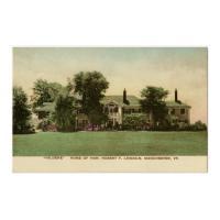 Image: Hildene, Home of Hon. Robert T. Lincoln, Manchester, Vt.