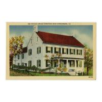 Image: H21: The Old Lincoln Homestead near Harrisonburg, Va.