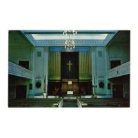 Image: Sanctuary of the New York Avenue Presbyterian Church, Washington, D. C.