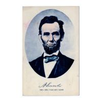 Image: A. Lincoln, 1861-1865, 1 Term and 1 Month