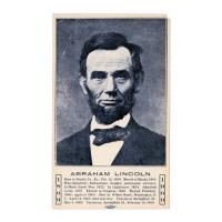 Image: 1809 Abraham Lincoln 1909