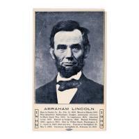 Image: 1809 Abraham Lincoln 1909