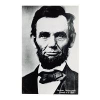 Image: Gardner Photograph of President Abraham Lincoln