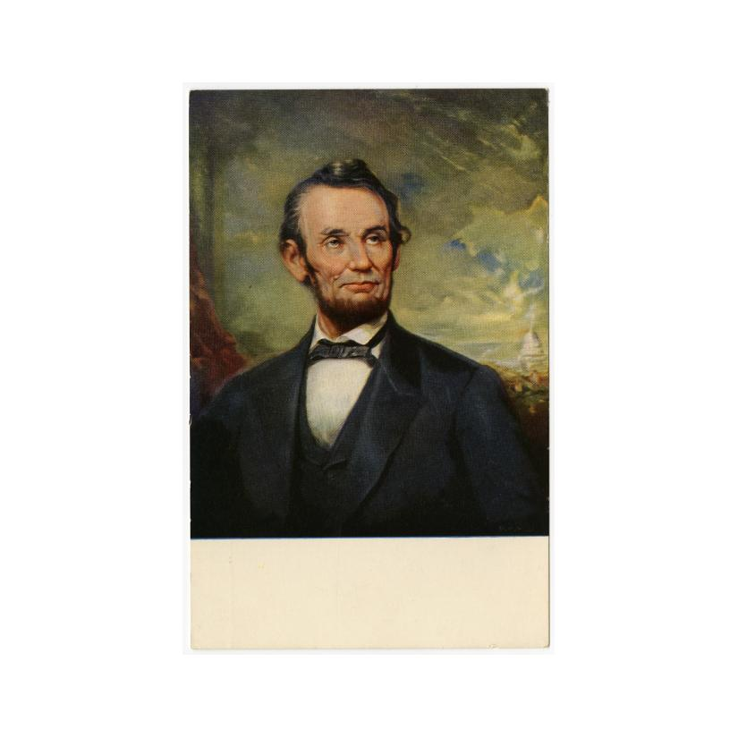 Image: Abraham Lincoln, President of the United States