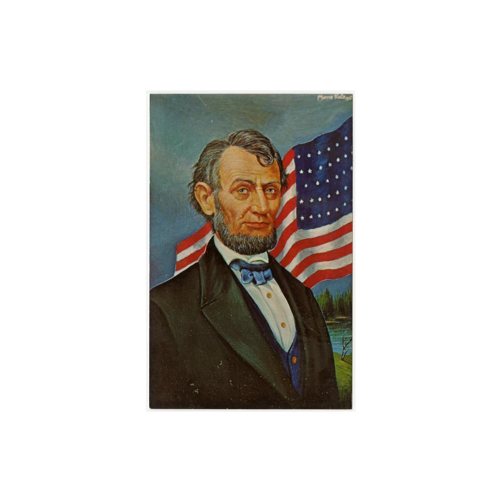 Image: President Abraham Lincoln