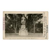 Image: Lincoln Monument, Prospect Park, Brooklyn, N. Y.