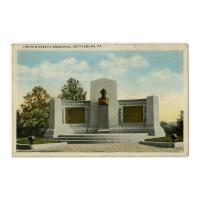 Image: Lincoln Speech Memorial, Gettysburg, Pennsylvania