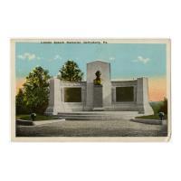 Image: Lincoln Speech Memorial, Gettysburg, Pa.