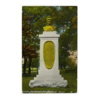 Image: Lincoln Monument, New Milford, Conn.