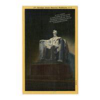 Image: Abraham Lincoln Memorial, Washington, D. C.