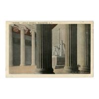 "Image: ""Interior,"" Lincoln Memorial, Washington, D. C."