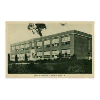 Image: Public School, Lincoln Park, N. J.