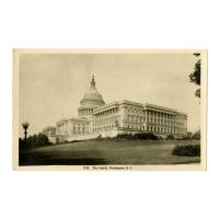 Image: The Capitol, Washington, D. C.