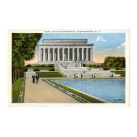 Image: New Lincoln Memorial, Washington, D. C.