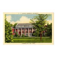Image: Lincoln Memorial University, Cumberland Gap, Tenn.