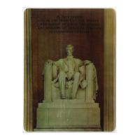 Image: Lincoln Statue, Washington D. C.