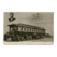 Image: The Lincoln Funeral Car Souvenir, 42nd National Encampment G. A. R.