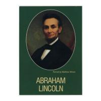 Image: Abraham Lincoln, Portrait by Matthew Wilson