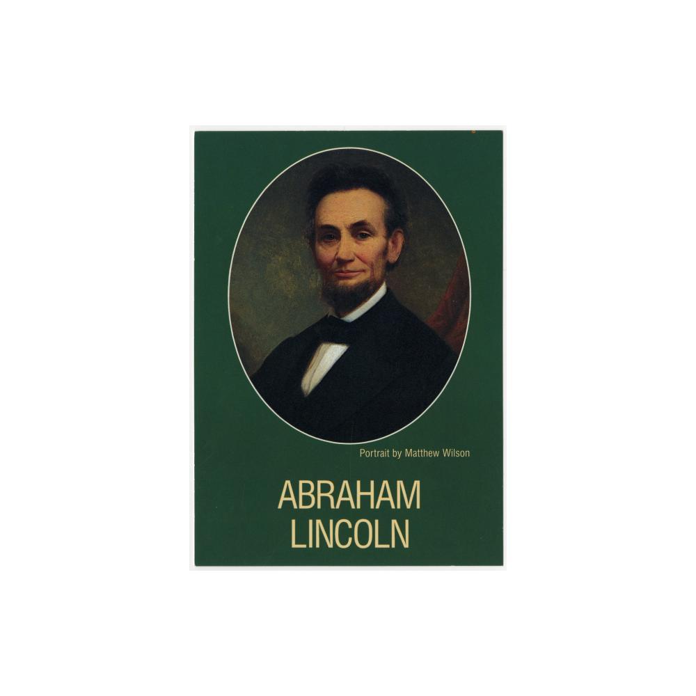 Image: Abraham Lincoln, Portrait by Matthew Wilson