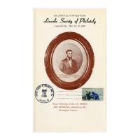 Image: 8th Annual Convention, Lincoln Society of Philately