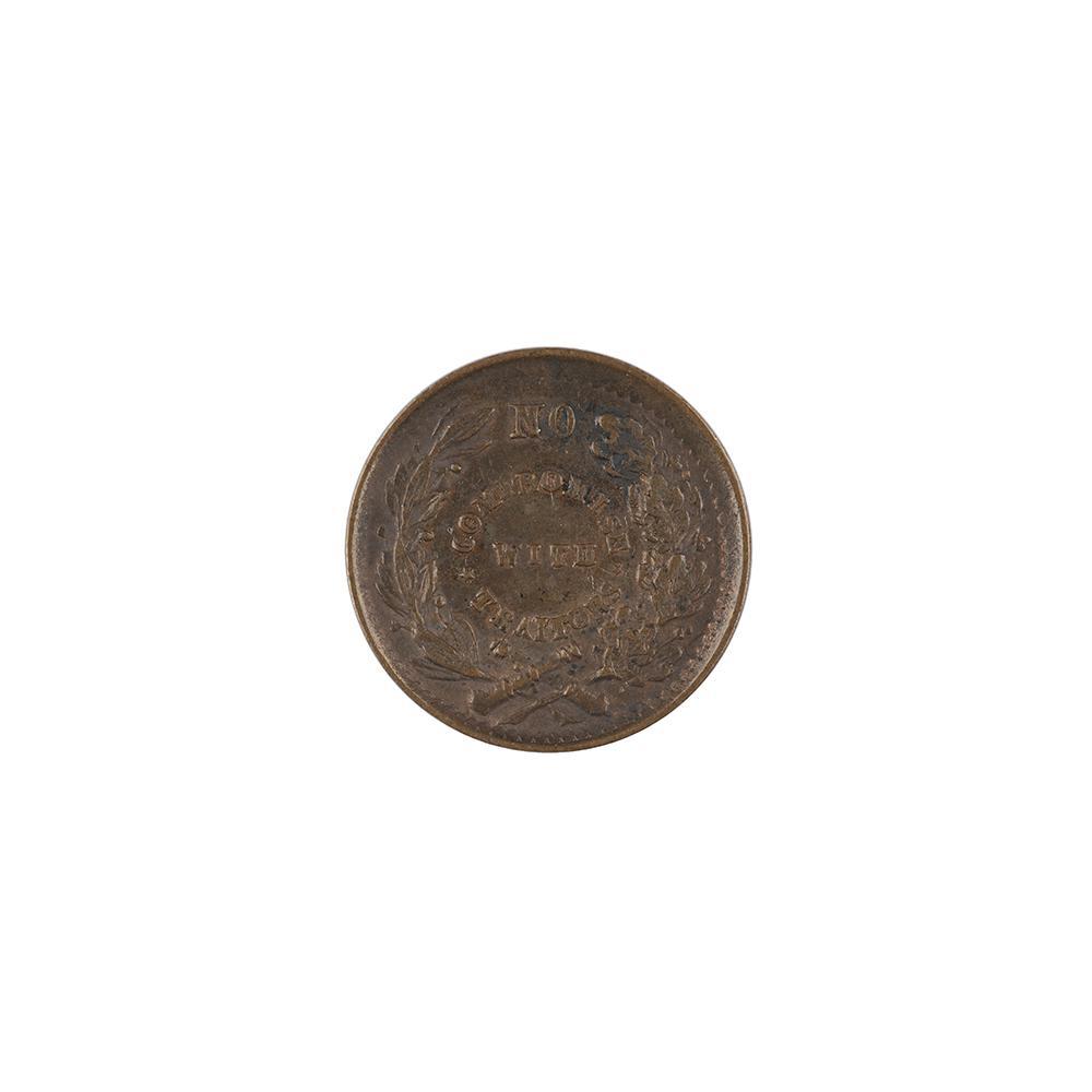 Image: 1864 Lincoln Patriotic Token