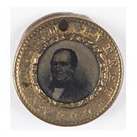 Image: John Bell button