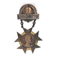 Image: Reunion of Veterans of the Civil War badge