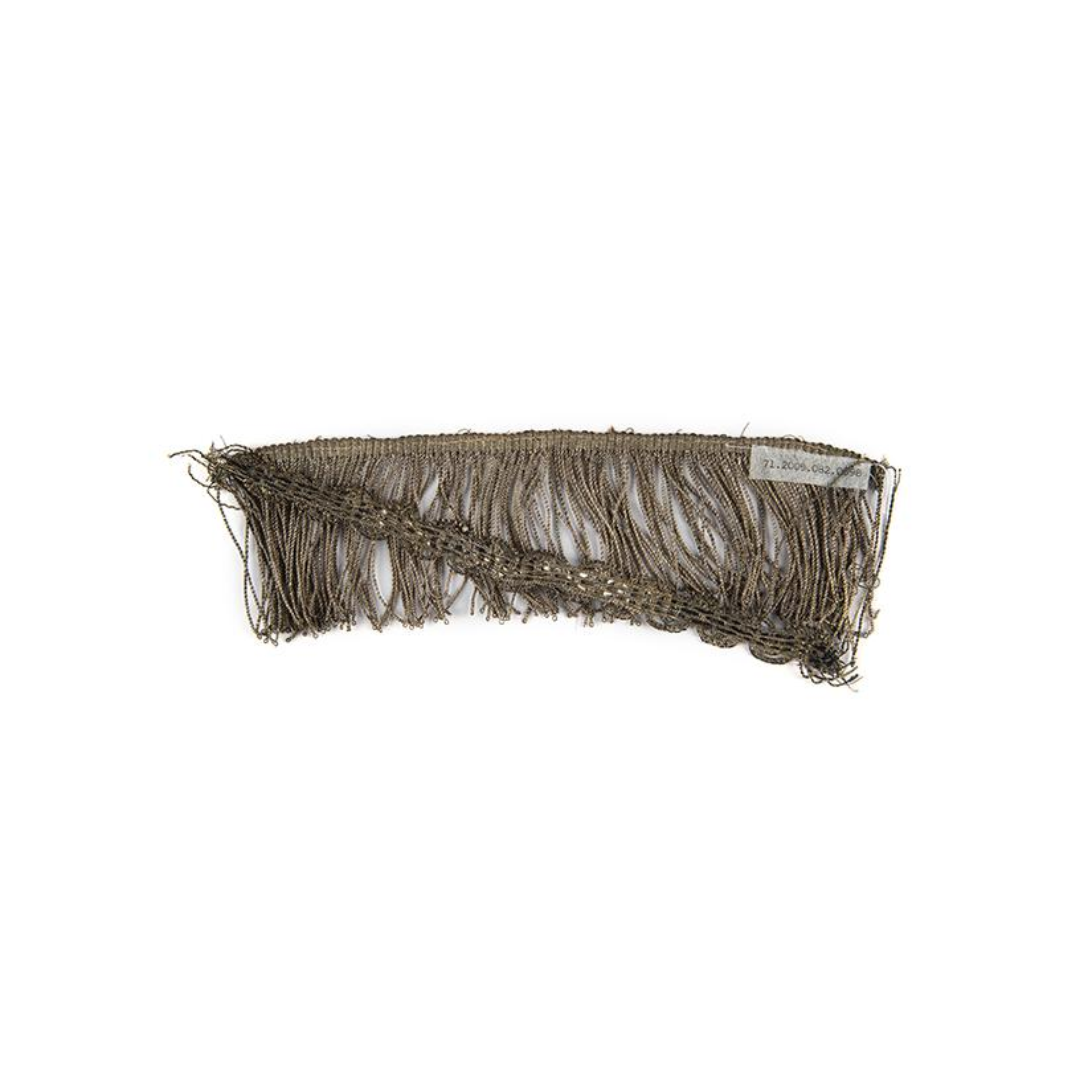 Image: Casket fringe fragment