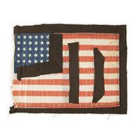 Image: mourning flag