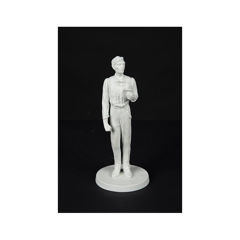 Image: Young Lincoln Figurine